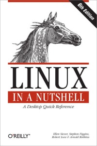 Linux In A Nutshell cover